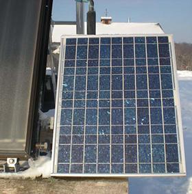 Active Solar Strawbale Farms