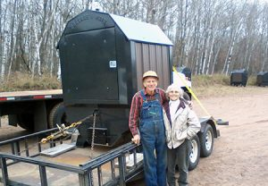 Outdoor Wood Boilers Wisconsin