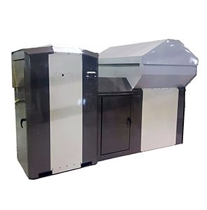 Wood Chip & Wood Pellet Burner