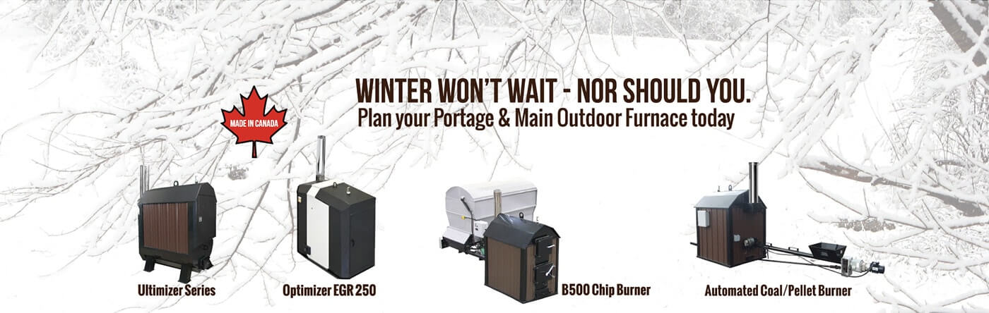 Benefits of an Outdoor Wood Boiler in Our Cold Climate