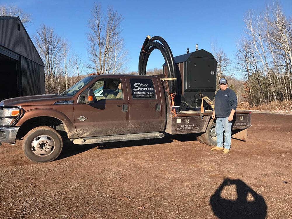 Portage & Main BL 3444 Boiler